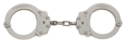 702C-6X Oversize Extended Chain Handcuff -