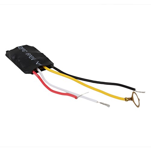 120w Licht Lampe (BQLZR Tisch Licht AC 3 Wege Sensor Dimmer für Lampe Schalter AC 220V 120W 3A)