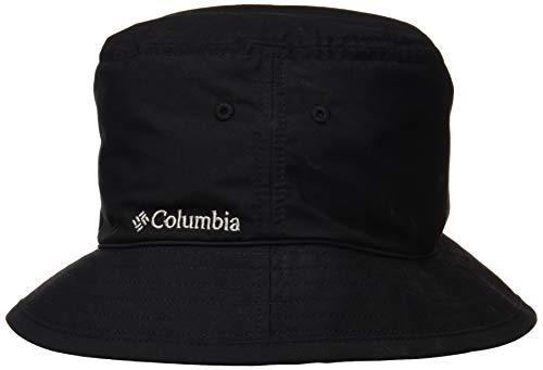Columbia Pine Mountain Bucket Hat Sonnenhut, Schwarz (Black, Solid), L/XL