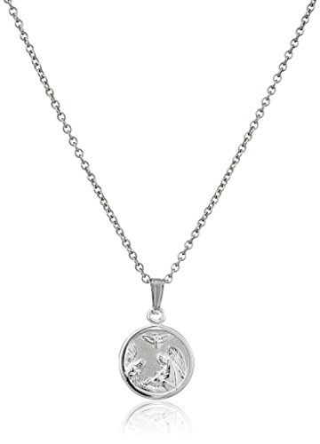 Sterling-Silver-Childrens-Guardian-Angel-Pendant-13