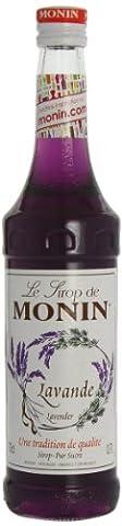 Monin Premium Lavender Syrup 700 ml