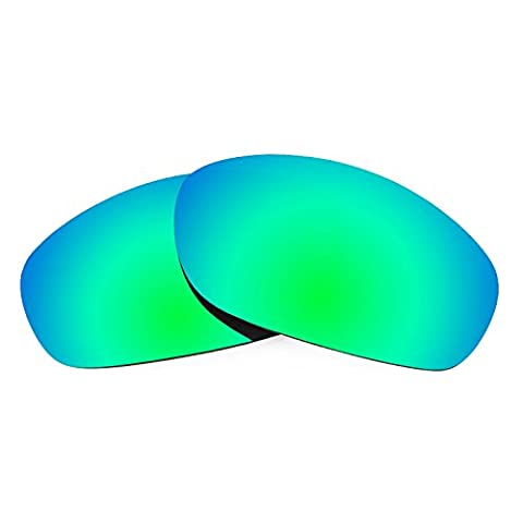 Revant Replacement Lenses for Costa Hammerhead Polarized Emerald Green MirrorShield®