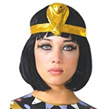 Accesorios Ägyptische Zubehör Perücke -