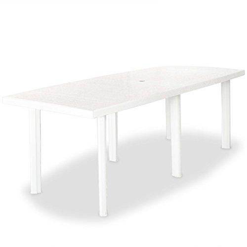 Table plastique jardin - Les meilleurs d\'Août 2019 - Zaveo