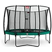 Berg Champion verde 330/11 ft + Red de seguridad Deluxe