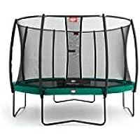 Berg Champion verde 330/11ft + Red de seguridad Deluxe