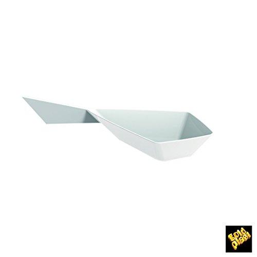 Finger Food unidose kite-diamond PS 15 cc cfz 30pz Bianco