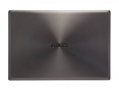 ASUS Displaydeckel 33,8cm (13,3 Zoll) grau Original (für Geräte ohne Touch und HD ZenBook UX303LN Serie