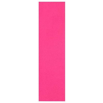 Jessup 9 Inch Skateboard Griptape One Size Neon Pink