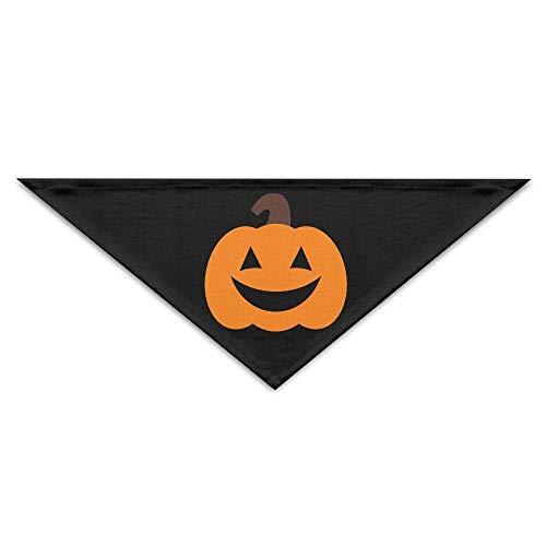 Pet Bandanas Happy Halloween Kürbislaterne Dog Bandanas Schals Dreieck Lätzchen Schals Multi Colored Basic Halstuch