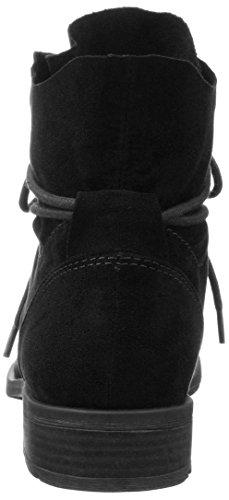 Marco Tozzi 25100, Bottes Chukka Femme Noir (Black)