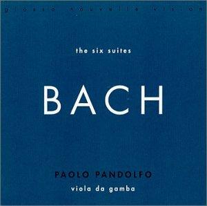 The Six Suites For Viola Da Gamba -