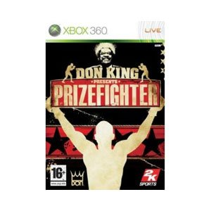 Microsoft Don King Presents Prizefighter (xbox 360)