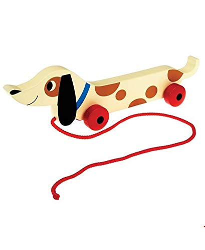 Rex International-Charlie The Sausage Dog (26898) (Rascal Hund Spielzeug)
