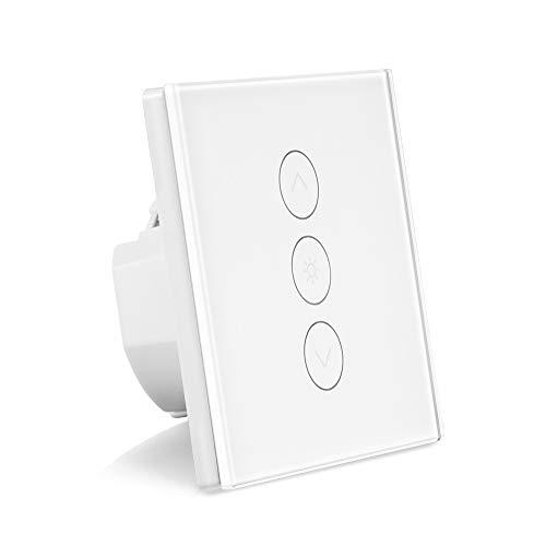 Interruptor de atenuación inteligente, Konesky Wifi Interruptor de luz LED Trabajar con...