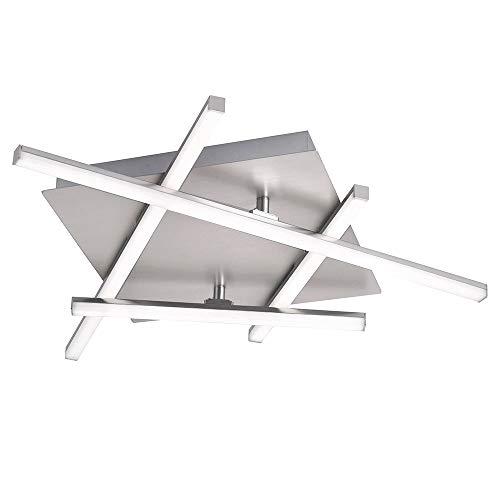 Smart Home RGB LED Decken Lampe Alexa Google App Tageslicht Leuchte dimmbar LeuchtenDirekt 11425-55