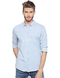 d0254d305f1 Denim Men s Shirts  Buy Denim Men s Shirts online at best prices in ...