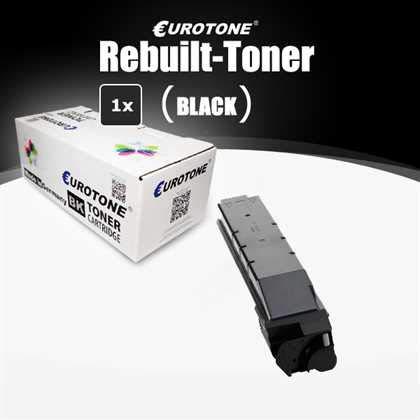 1x Müller Printware XXL Black Toner Cartridge for Kyocera TASKalfa/Copystar  5052ci 5053ci 6052ci 6053ci replace TK-8515K with approx  30 000 Pages