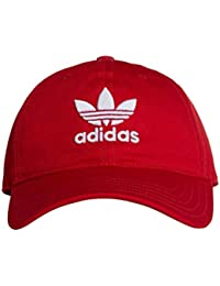 b4c4b89f Amazon.co.uk: adidas - Red / Hats & Caps / Accessories: Clothing