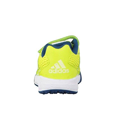 adidas Altarun CF K, Chaussures de Fitness Mixte enfant Vert (Seamso/Petnoc/Amahie)