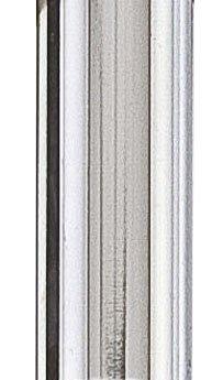 Fanimation DR1-60PN Downrod, 60-Inch x 1 Inch, Polished Nickel by Fanimation -
