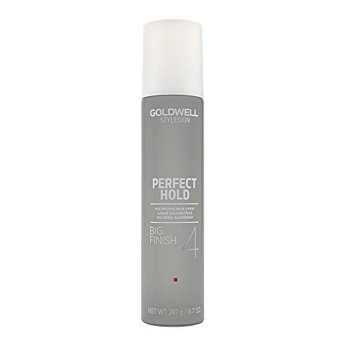 Goldwell Style Sign Big 4 Finish Volume Hairspray for Unisex, 9.2 Ounce by Goldwell - Goldwell Volume Big Finish