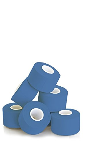 KK Hygiene Sporttape 3,8 cm x 10 m blau, 1er Pack (1 x 6 Stück)