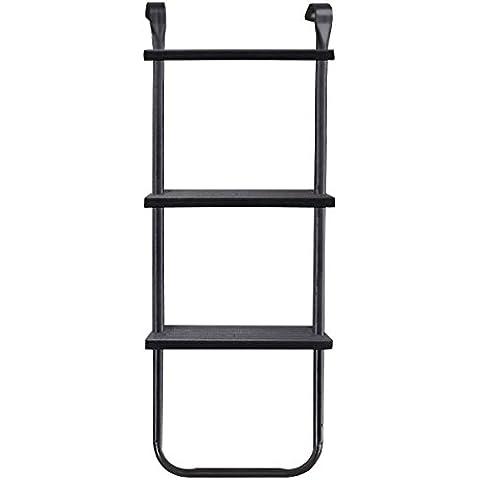 Plum - Escalera ajustable para cama elástica