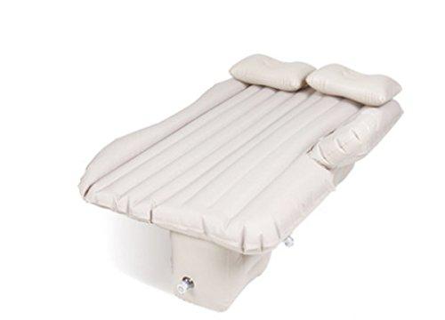 Matelas confortable gonflable portatif multifonctionnel extérieur, matelas arrière des enfants, tour de voyage ( Matériel : Leather )