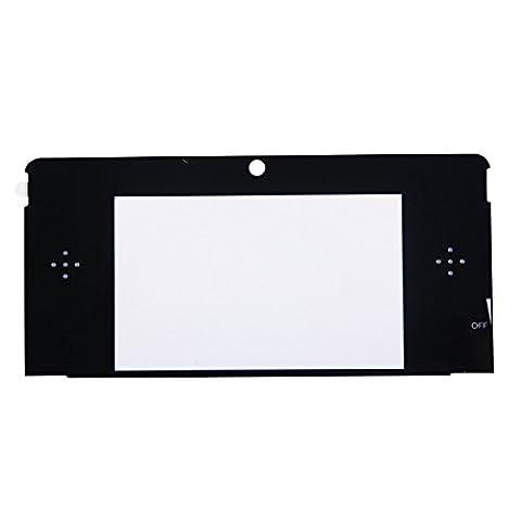Timorn Plastic Replacement Lens écran de protection façade de l'écran supérieur pour Nintendo 3DS (1 pièce)