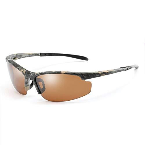 CHJKMN Polarisierte sonnenbrille männer camo vintage männlichen sonnenbrille für männer brillen zubehör