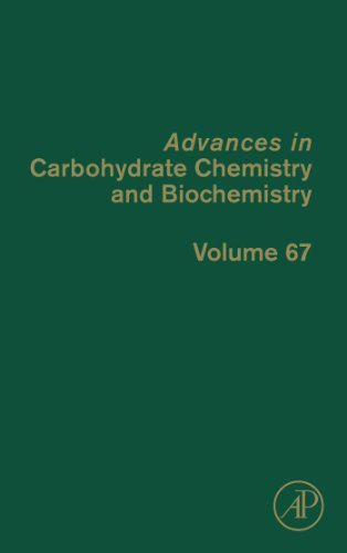 Advances in Carbohydrate Chemistry and Biochemistry (English Edition) - Sulfat Crystal