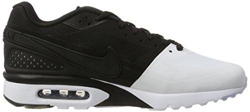 Nike Air Max Bw Ultra Se, Sneakers Basses Homme, Rouge Blanc Noir (White/black/black)