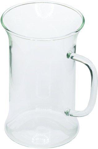 Teeglas Bohemia-Cristal 25 cl m.Henkel D/H 69/109mm 6 St VE=1