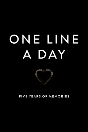 one-line-a-day-journal-five-years-of-memories-gold-heart-6x9-diary-dated-and-lined-book