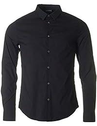 e0824053b49f Amazon.fr   Emporio Armani - Chemises   T-shirts, polos et chemises ...