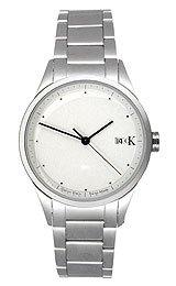 cK Calvin Klein K2232120 Men's Stainless Steel Bracelet White Dial With Date