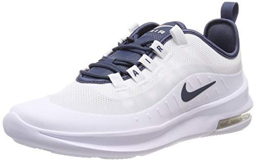 Nike Air Max Axis (GS), Scarpe da Running Bambini e Ragazzi, Bianco (White/Monsoon Blue 101), 36 EU