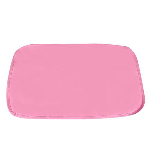 Rosa Mikrofaser Windeltasche Baby Wickeltasche Pflegetasche Kindertasche Babytasche Kindertasche Baby über Nacht Mom Reise Umhängetasche Handtasche rosa