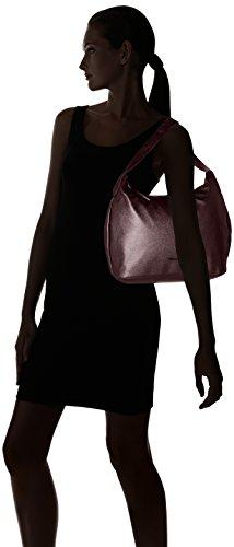 Tamaris - Louise Hobo Bag,Borse a spalla Donna Rosso (Vino)