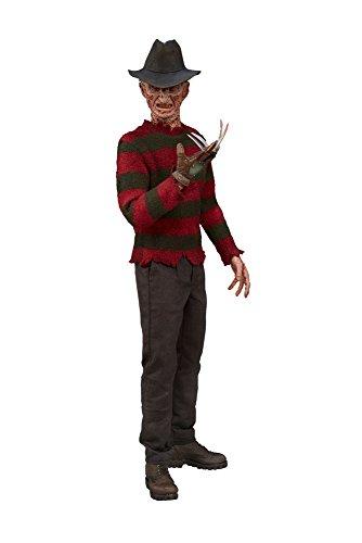 s ss100359Freddy Krueger A Nightmare On Elm Street 3: Dream Warriors Figur, Maßstab 1: 6 (Sideshow Kostüme)