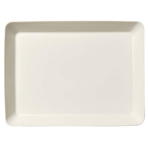 Teema–Cake Plate, weiß / 24x32cm, Standard