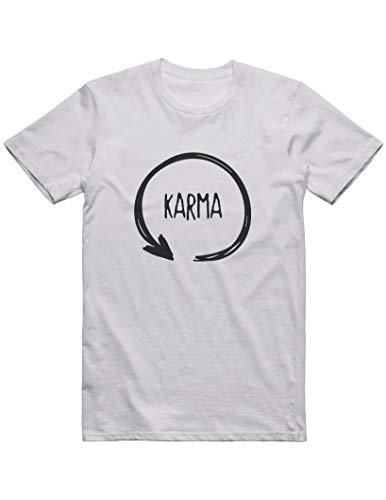 e64fc0f5971c Karma t-shirt the best Amazon price in SaveMoney.es