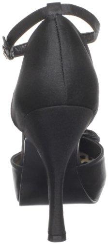 Pleaser Cutie12/Bpsa, T-Bar Pompes & Heels femme Noir