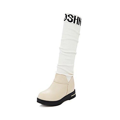 1TO9Mns01838 - Stivali da neve donna Beige