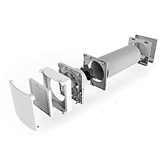 SUEDWIND: Ambientika SOLO - single room heat recovery ventilation (93%), 160 mm, 60m³/h