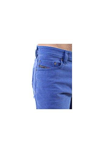 Jeans Tepphar 682m Coloré Bleu