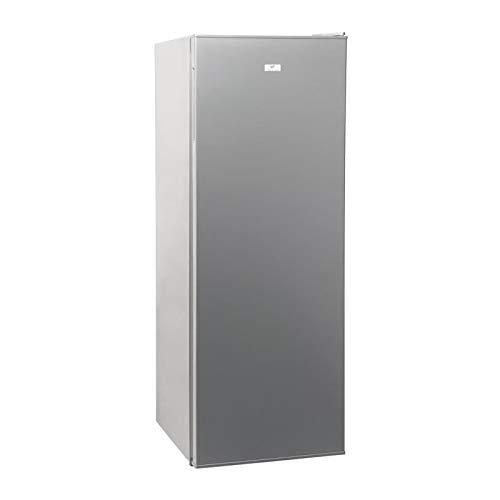 CONTINENTAL EDISON CECUF175NFS - Congélateur armoire 175L A+ No Frost Silver