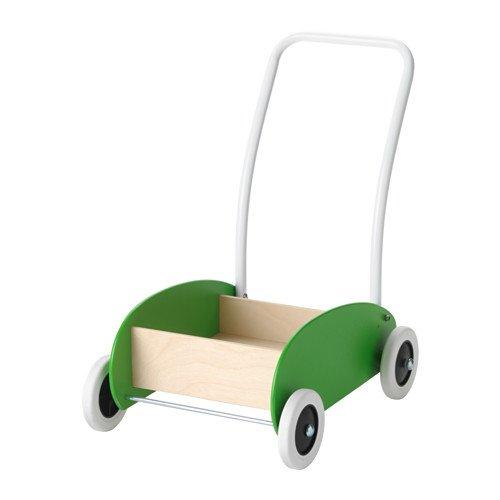 Ikea Mula 302.835.78 - Andador para bebé, diseño de abedul verde