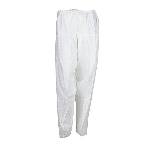 NAKODA NX Women's Side Chicken Pintax Cotton Salwar (ARV15--L, White, Free Size)